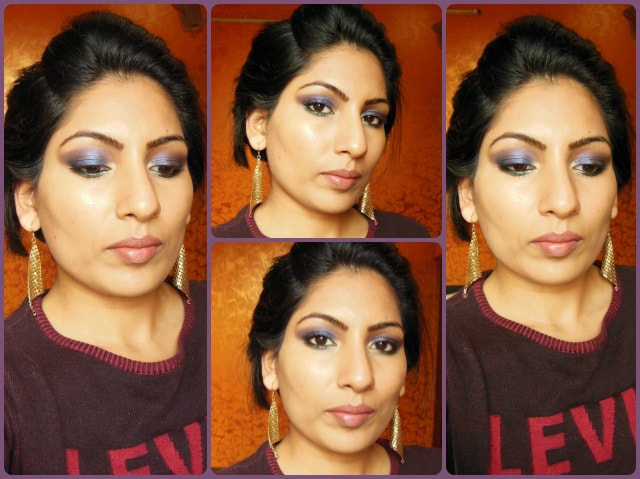 Lakme Illusion Range - Kareena Kapoor Inspired Makeup - Pink and Green Eyes