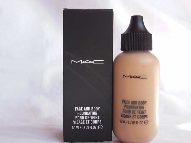 MAC Face and Body Review