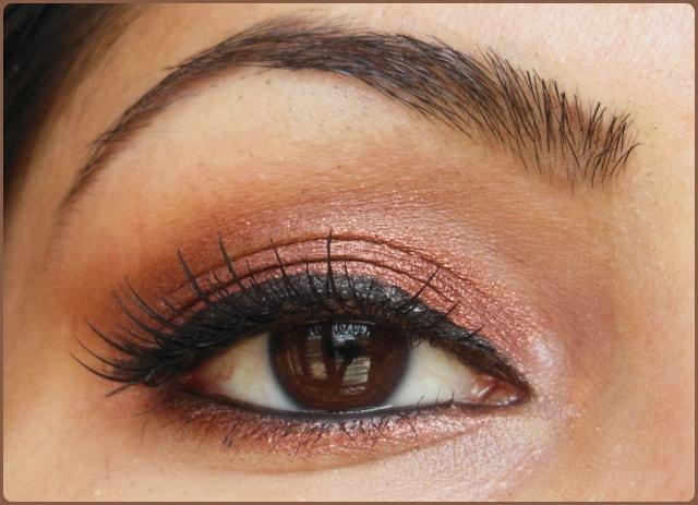 Natural Looking False Eye Lashes