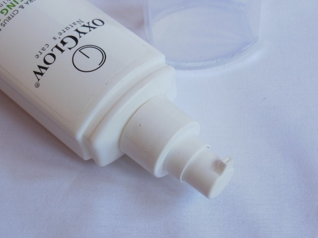 OxyGlow Cleansing Milk Review