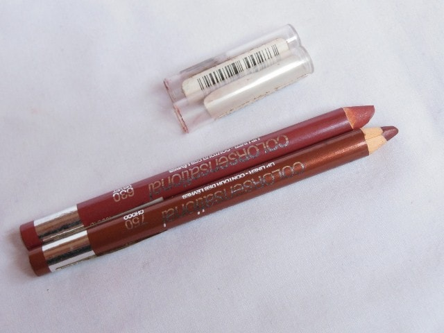 Blog Sale - Maybelline Color Sensational Lip Liner - Velvet Beige and Choco Pop