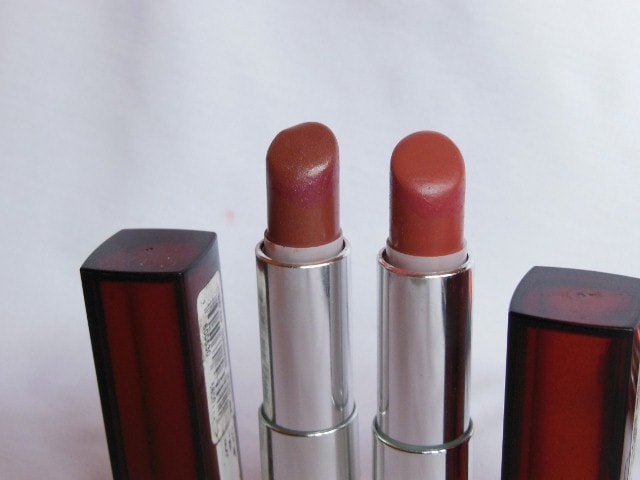 Blog Sale - Maybelline Color Sensational Lipstick Choco Pop and My Mahogany