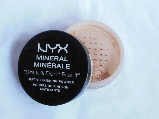 Blog Sale - NYX Mineral Matte Loose Powder Medium