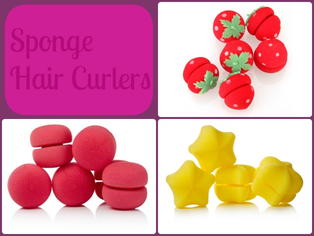 Doubts Discussion-  Sponge Hair Curlers