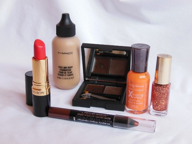 Makeup Favorites - March 2014