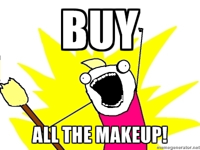 Makeup Muddle - Buy All Makeup