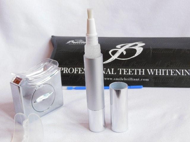 SMILE Brilliant LED Teeth Whitening Gel
