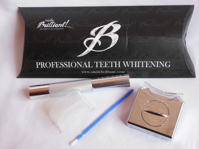 Smile Brilliant Professional Teeth Whitening Kit