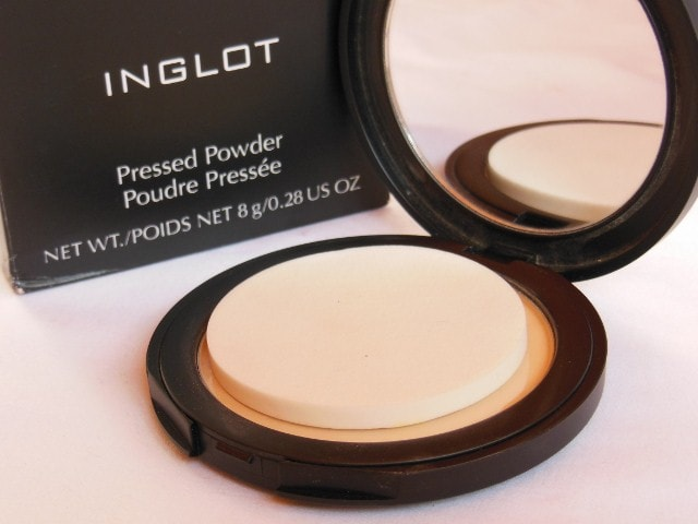 INGLOT Pressed Powder Review