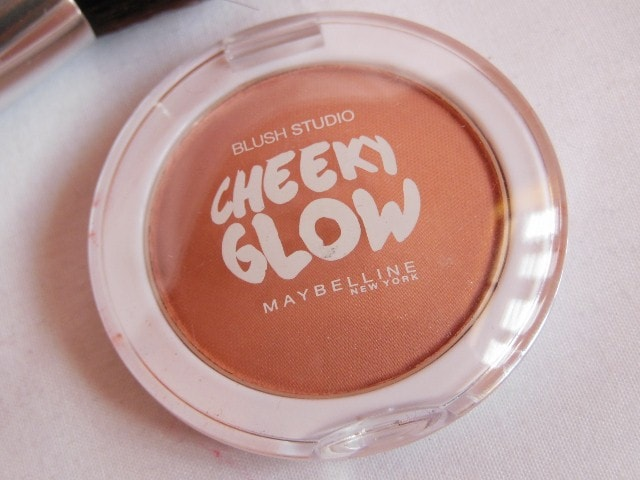 Maybelline Cheeky Glow Blush in Cinnamon