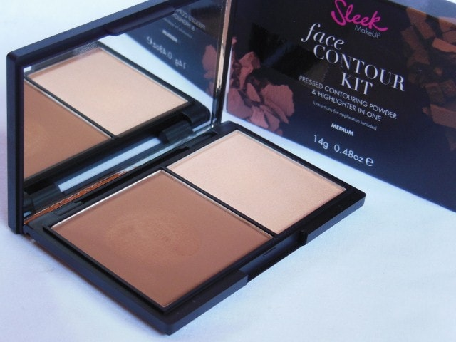 Sleek Face Contour Kit Medium #885