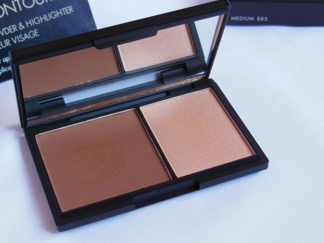 Sleek Makeup Face Contour Kit Medium Contour Powder and Highlighter