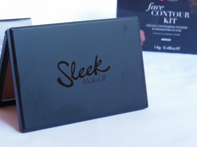 Sleek Makeup Face Contour Kit Medium Review