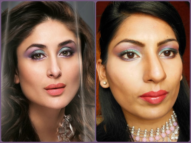 What Am I Wearing Today -  Lakme Illusion collection Kareena Kapoor Look 2 Makeup