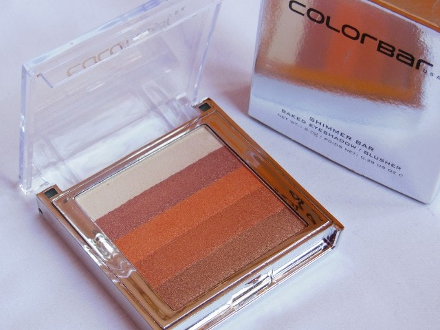 Colorbar Shimmer Brick Coral Hint 002 Review