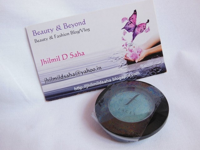 Faces Eye Shadow from Jhilmil