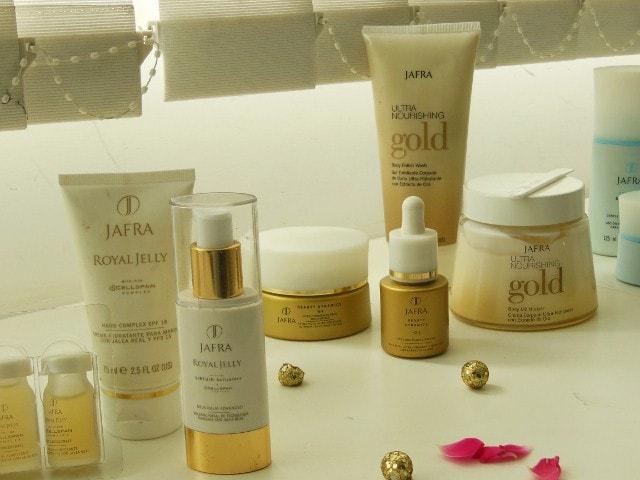 JAFRA Royal Jelly Skin Care