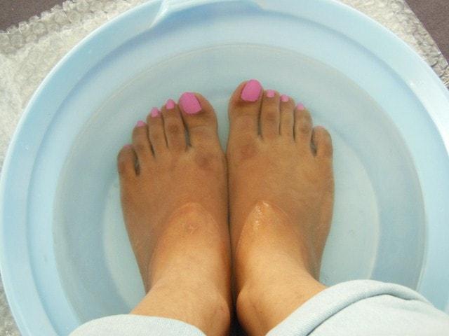 JARFA Foot Spa