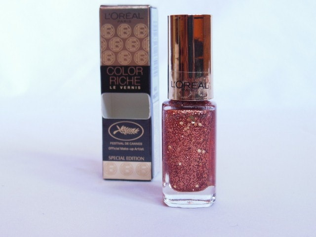 L'Oreal Paris Color Riche Le Vernis Copper Cuff