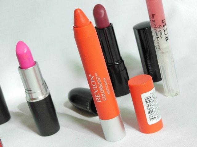 Lipstick Obsession - Revlon Colorburst Matte lip Balm Audcious
