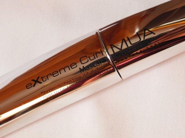 MUA Extreme Curl Mascara Black Brown
