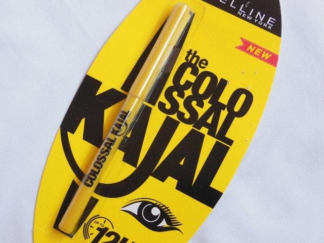 Maybelline Colossal Kajal - 12Hr formula