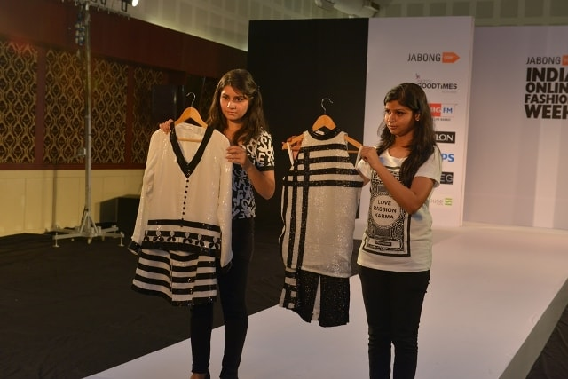 Designer Auditions IOFW Jabong