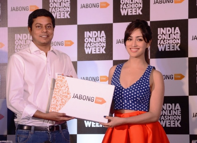 Jabong.com India's first Online Fashion Week