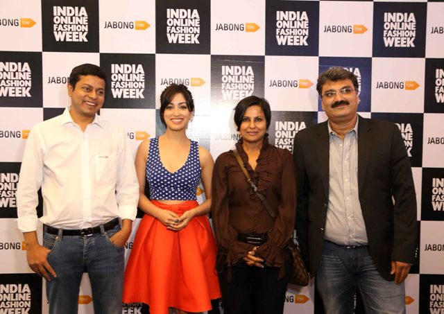 Jabong.com Online Fashion Week Talenthouse-India