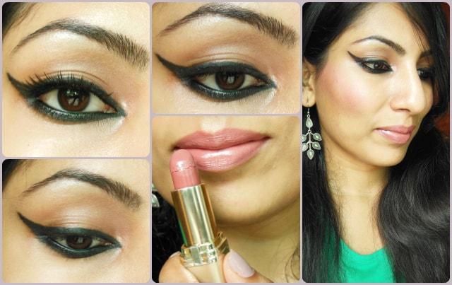 L'Oreal Magique Kohl Aishwarya Rai Inspired Eye Makeup