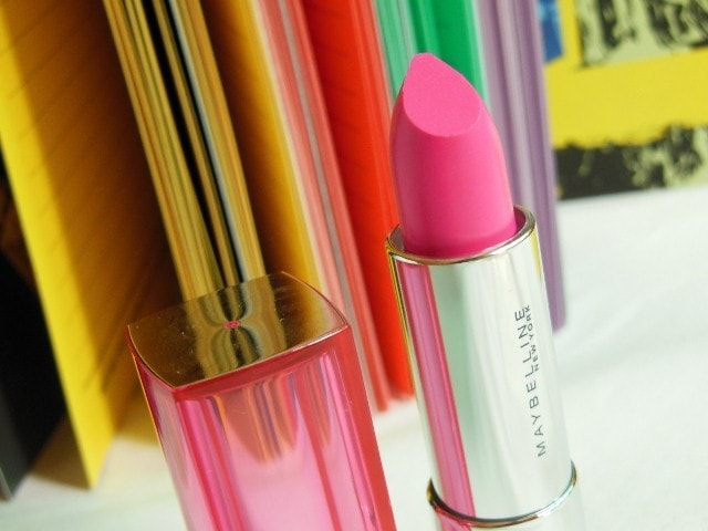 Maybelline ColorSensational Pink Alert Pow1 Lipstick