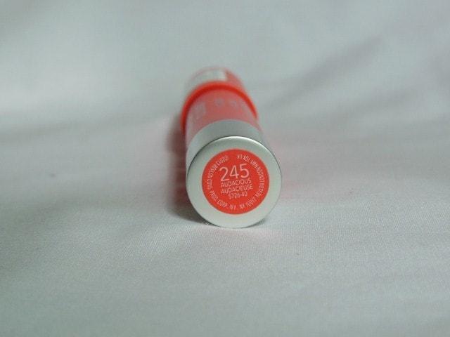 Revlon Colorburst Matte Lip  Balm Audacious 245