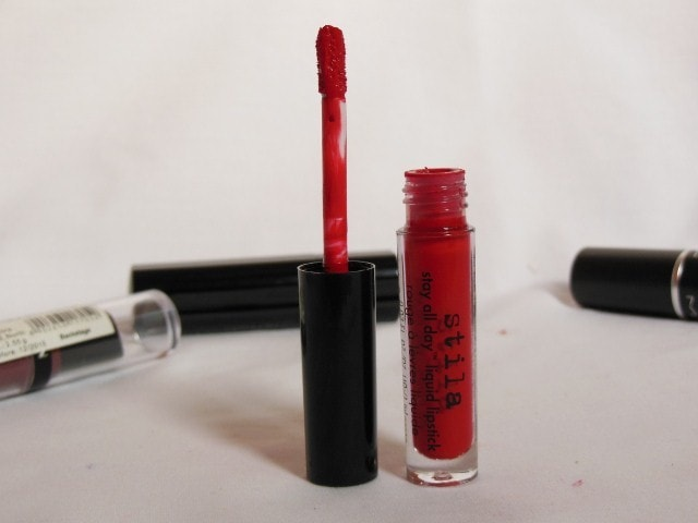 Stay All Day Liquid Lipstick Beso Review