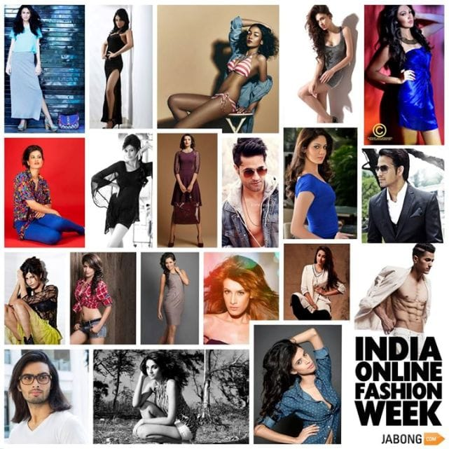 Top 20 Models Jabong IOFW