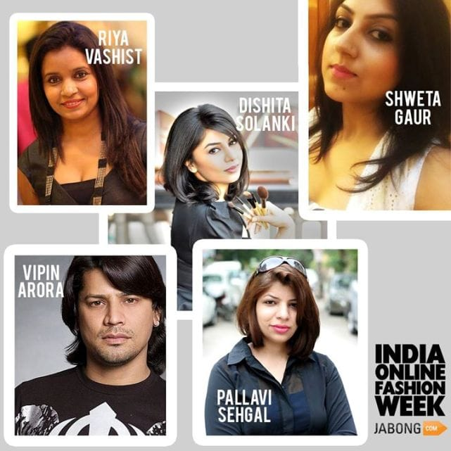 Top 5 Makeup Artists Jabong IOFW