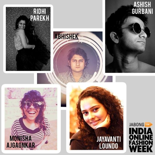 Top 5 Photographers Jabong IOFW