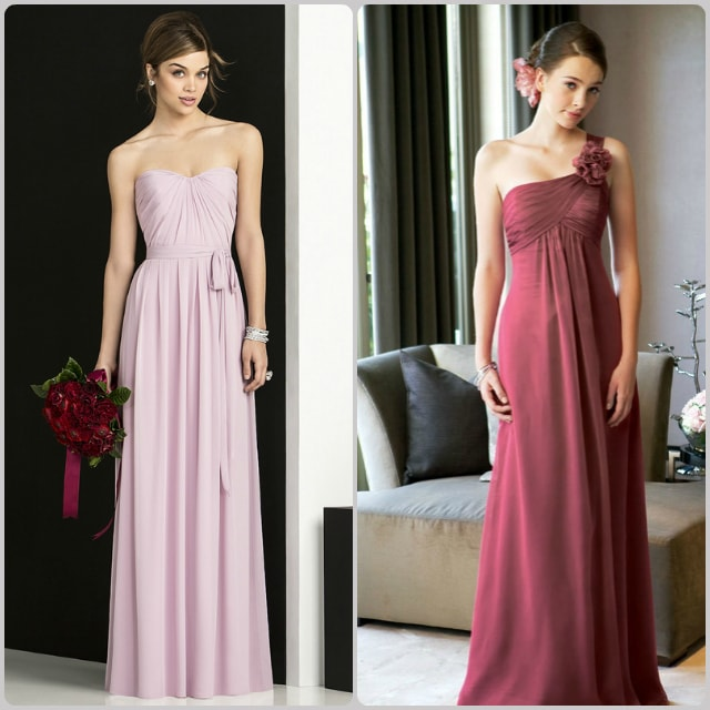 Bridesmaid Gown By Aviva