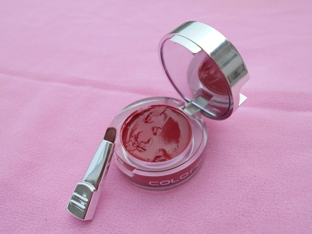 Colorbar Pout in a Pot Charming Pink Packaging