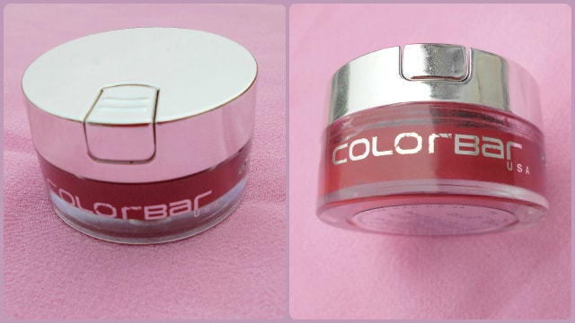 Colorbar Pout in a Pot Charming Pink