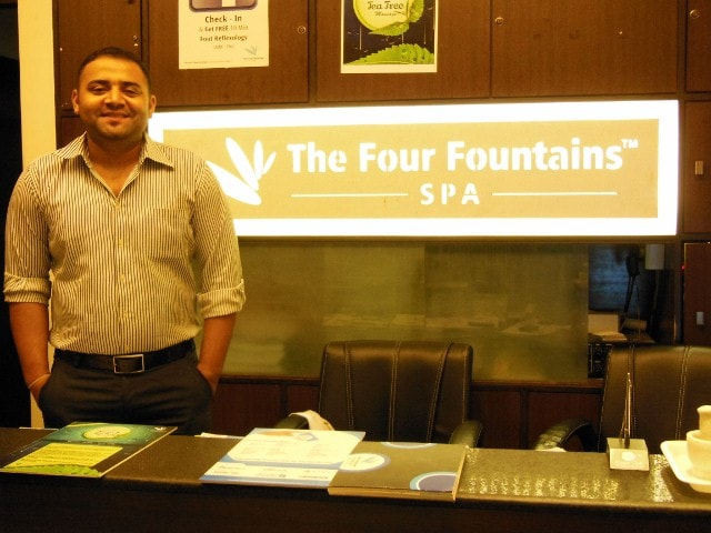 Four Fountain Spa