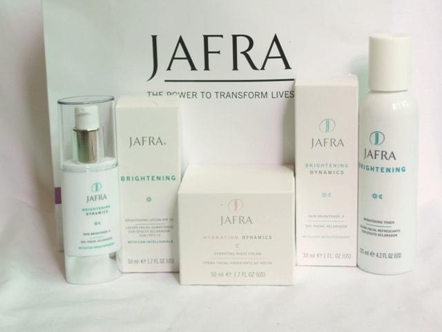 Jafra Brighetning Goodie Bag