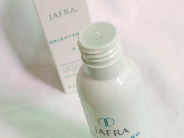 Jafra Brightening facial Toner Packaging
