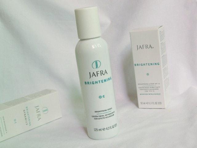 Jafra Brightening facial Toner Review