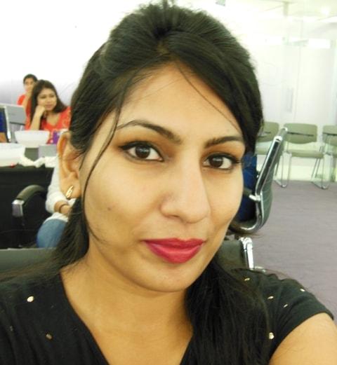 No makeup face aftre pamper session