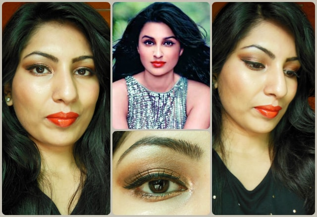 Parineeti Chopra Vogue 2014 Inspired Makeup
