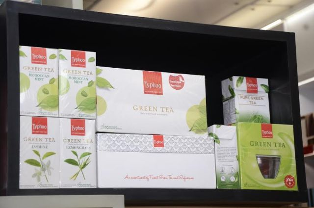 Typhoo Green Tea in India