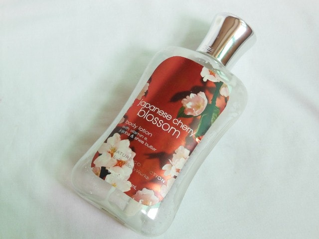 Finally Finished Products - Bath and Body Works Japaense Cherry Blossom Body Lotion