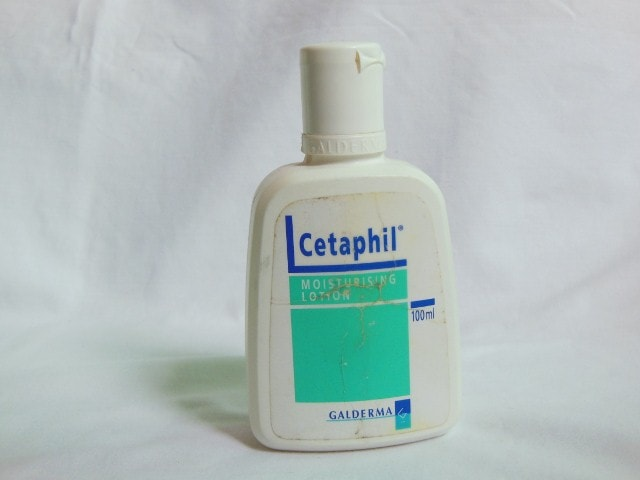 Finally Finished Products - Cetaphil Moistursing Lotion