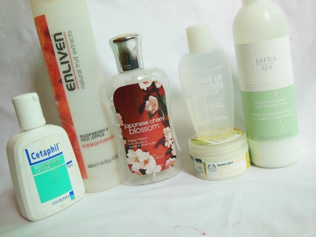Finally Finished Products - September 2014 List