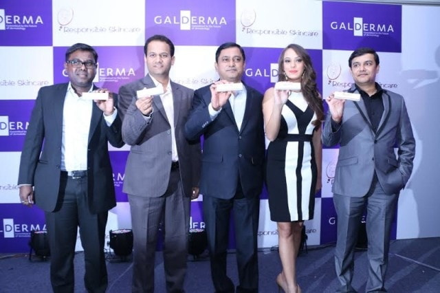 Galderma Cream Launch